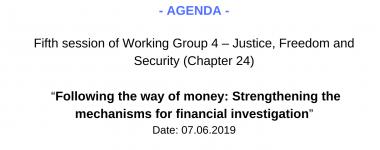 Agenda WG4 5 session