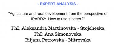 Expert analysis Martinovska, Simonovska and Petrovska