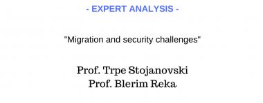 Expert analysis Stojanovski and Reka