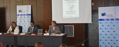 Prof. Gjurovska opening the session