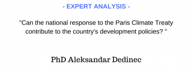Expert analysis Aleksandar Dedinec